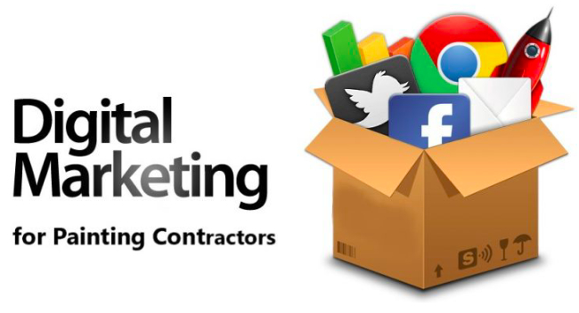Digital Marketing for Painters