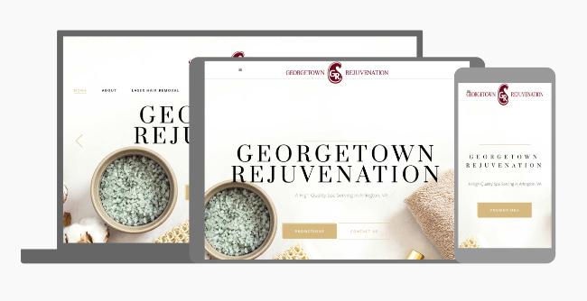 Georgetown Rejuvenation Spa Arlington Virginia
