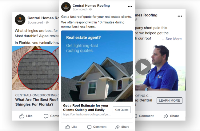 Social Media for Roofers